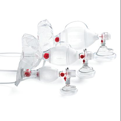 Picture of Ambu® SPUR II disposable resuscitator
